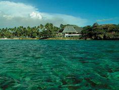 Shangri-La Fijian Resort: South Pacific relaxation hideaway