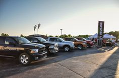 OutCold x Ram Trucks Off-road Course: Experiential Marketing, Event Marketing, Action Marketing