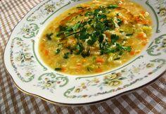 Kuchařský zápisník bez cenzury: Vločková polévka s kapustou