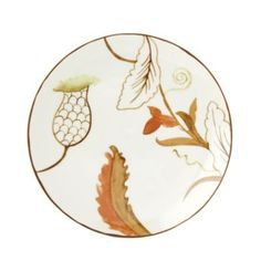 Bunny Williams Melange Salad/Dessert Plates - Set of 4