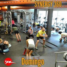 Así son los domingos en @powerclubpanama #Training #Synergy360 Vía Argentina #CualEsTuExcusa #YoEntrenoEnPowerClub