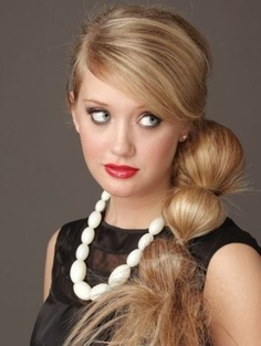 It is always a great thing to look attractive anywhere you find yourself. PONYTAILS are some of the ways through which you could make yourself stand out. These are the 9 ways to wear PONYTAIL HAIRSTYLES: (all are in the page with some video tutorials)