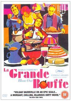 La Grande Bouffe [DVD]: Amazon.co.uk: Marcello Mastroianni, Michel Piccoli, Philippe Noiret, Ugo Tognazzi, Andrea Ferreol, Marco Ferreri: DVD & Blu-ray
