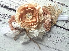 Vintage Headband-See if you can draw this headband with detail and color; November 2013