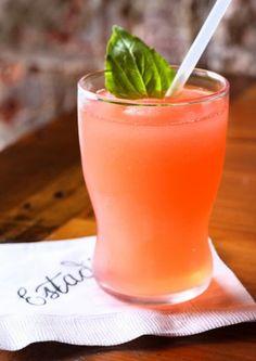 Spanish-ish Strawberry Slushito Recipe