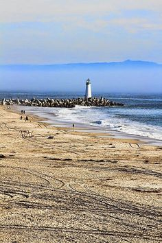 Coastal Beach, California