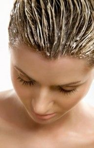 Homemade hair masks for damaged hair: Olive oil mask, Egg mask & Remedy for really damaged hair