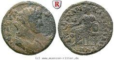 RITTER Lydien, Saitta, Autonome Prägung, Synkletos, Kybele #coins