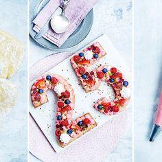 Så bakar du en siffertårta – steg för steg 25th Birthday Parties, Birthday Cakes, Number Cakes, Always Hungry, Pastel, Learn To Cook, Let Them Eat Cake, Chocolate Cake, Tapas