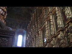 Kostroma Ipatiev Monastery Trinity Cathedral - YouTube