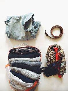 How to Pack for a Year of Travel in One Carry-On