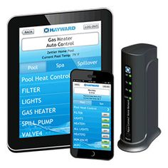 Image for AquaConnect Home Network Device - ProLogic, AquaPlus v4.20 or higher. AquaRight Pro v1.2 or higher. from Hayward Residential and Commercial Pool Products