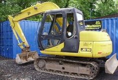 Click On The Above Picture To Download Jcb Js70 Tracked Excavator Service Repair Workshop Manual
