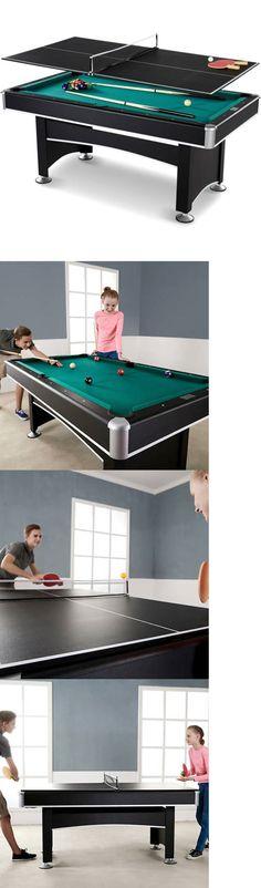 Tables 21213: Genuine Arcade Billiard Pool Tennis Table Easy Converts Kids  Toys Xmas Gift Us