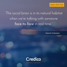 Media Tweets by Credico (@CredicoGlobal) | Twitter #face2face #marketing #motivation #quote #business