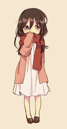 anime... such a cute little... I wanna say chibi but.. idk if i should: