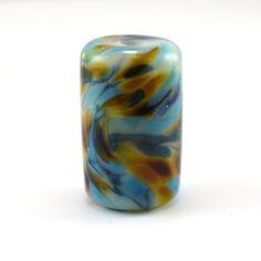 Summerfly Handmade Glass Lampwork Bead by GlassyFields on Etsy