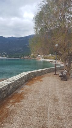 Porto Germeno, Attiki Athens, Greece, Country Roads, Beach, Places, Water, Outdoor, Porto, Greece Country