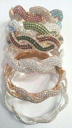 Indian Theme Bangle Cuffs