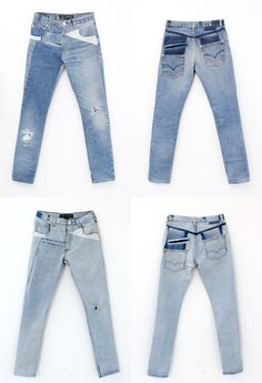 Perfect Patchwork Denim by Vinti Andrews