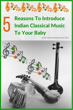 Raagas soothe all....  There are lots of articles out there saying listening to Mozart music will make your baby smarter. I too bought Mozart music CD during pregnancy & listened to it everyday.  http://www.indianmomsconnect.com/2016/08/23/5-reasons-introduce-indian-classical-music-baby/