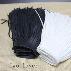 Cheap fringe diy, Buy Quality trim fringe directly from China lace trim Suppliers: Fashion Leather Tassel Lace Trim Fringe DIY Handmade Clothes Accessory Wholesale cm Wide Leather Tassel, Pu Leather, Gland, Handmade Clothes, White Lace, Lace Trim, Sewing Crafts, Tassels, Adidas