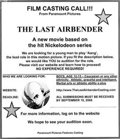 Film open audition flyers templates google search audition audition flyers samples google search pronofoot35fo Choice Image
