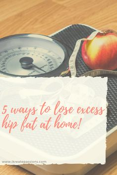 5 ways to lose excess hip fat at home! - iKreate Passions The Endeavour, Binge Eating, Sleep Deprivation, Healthy Mind, 5 Ways, Weight Gain, Rid, Books To Read, Lost