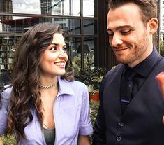 Hayat And Murat, Goth Dress, Hande Ercel, Turkish Beauty, Love Photos, Turkish Actors, Cute Boys, Movie Tv, Beautiful People