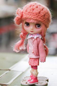 Middie Blythe...cute!