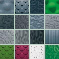 Design Schallschutzplatten