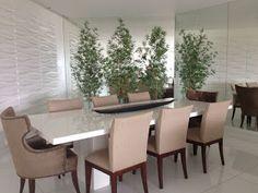 Resinare: Mesa de Jantar em Resina