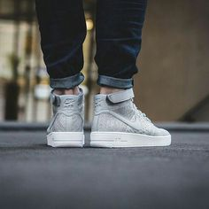 @nike Nike Trend Af1 Ultrs Flyknit Mid @152store