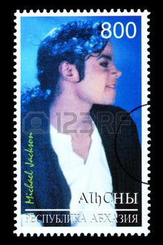 Picture of RUSSIA - CIRCA A postage stamp printed in Russia showing Michael Jackson, circa 2005 stock photo, images and stock photography. Pictures Of Russia, Old Stamps, Michael Jackson Bad, Thing 1, Stamp Printing, Jackson Family, Beautiful Moon, Stamp Collecting, Poster
