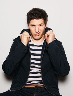 ANDY SAMBERG. put in sexy man category however he is hilarious and this makes him sexy..