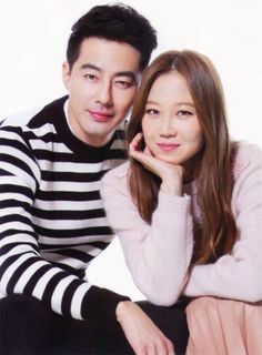 Jo In Sung and Gong Hyo Jin Reunite for It's Okay, It's Love Overseas Promotions Korean Drama Stars, Korean Star, Asian Actors, Korean Actors, Korean Dramas, Korean Celebrities, Celebs, It's Okay That's Love, Gong Hyo Jin