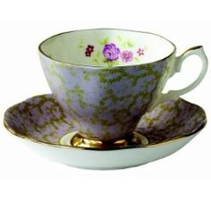 Royal Albert - Archive Collectable Teas - Series Lavender