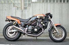 Fzx750 simplicity
