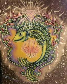 Done   .  . .  .  .  .  .  .  .  .  .   #colorista #coloringbook #coloring #coloringforadults #fargelegging #fargelegge #fargeleggingforvoksne #adultcoloring #tidevarv #hannakarlzontidevarv #hannakarlzon