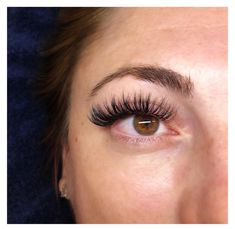 ce7bc626c05 11 Best Volume lash extensions images in 2015 | Eyelash Extensions ...