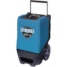 Quest Dry RDS 10 Dehumidifier - 80 Pints per day