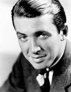James Stewart. What a good looking man!