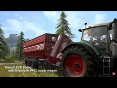 FARMING SIMULATOR 2017 Gameplay, Sunflowers! - YouTube