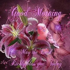 Good Morning to All My Beautiful Sisters...As this day go forth, I pray God's Favor & Blessings be upon you All... God Bless you and Keep you... :-D