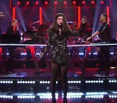 (crummy screen grab quality but) these boys are class acts. so happy we're friends and so honoured to share their stage for our first SNL by lordemusic #Lorde