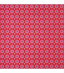 Mikko rouge - Les Carollaises, tissu enduit au mètre, création d'accessoires trousses, sacs, Mélamine Rice, Jolis accessoires enfants