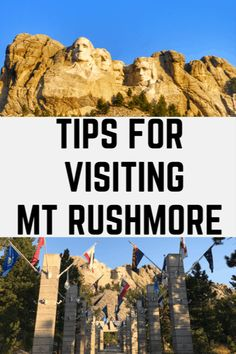 Tips for Visiting Mount Rushmore with kids or without - Wandermust Family Usa Travel Guide, Travel Guides, Travel Tips, Travel Destinations, Travel Checklist, Travel Hacks, Travel Photos, Travel With Kids, Travel Usa