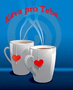 Kafé Good Morning, Mugs, Coffee, Tableware, Facebook, Night, Fotografia, Good Day, Coffee Cafe
