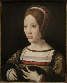 Eleanor, Queen of Portugal and France, niece of Catherine of Aragon | by lisby1 Tudor Fashion, Renaissance Fashion, Renaissance Clothing, Renaissance Art, Women's Fashion, Joanna Of Castile, Jan Gossaert, Austria, Queen Eleanor