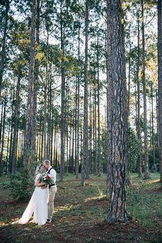 Tiffany + Joshua :: Bohemian Backyard Wedding, Brisbane Wedding Photographer